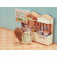 Kitchen Play Set-Calico Critters