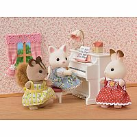 Piano & Desk Set- Calico Critters