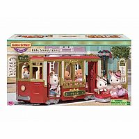Ride Along Tram-Calico Critters