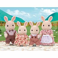 Sweetpea Rabbit Family-Calico Critters