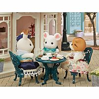 Miranda Maple Cat-Town Girl Series-Calico Critters