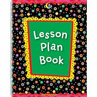 Lesson Plan Book - Poppin Patterns