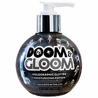 Doom & Gloom Holographic Moisturizing Lotion