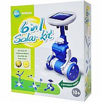 6-in-1 Super Solar Mechanics Kit