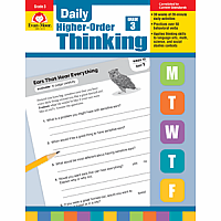 Daily Higher-Order Thinking - Grade 3
