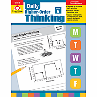 Daily Higher-Order Thinking - Grade 6