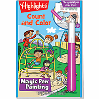 Highlights: Magic Pen Painting