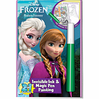 Frozen 2-in1 Activity Book