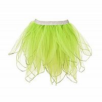 Fanciful Fairy Tutu, Lime - M