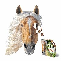 I Am Horse - 300 Piece Shaped Puzzle