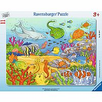 Happy Sea Dwellers-11pc. Puzzle