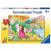 Afternoon Away-35pc Puzzle