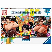 Wreck It Ralph 2 - 200pc. puzzle