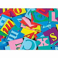 Alphabet Pasting Pieces