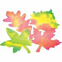 Colour Diffusing Leaves