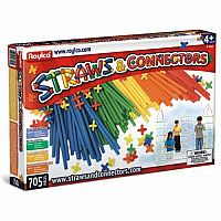 Straws & Connects Large Box