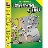 Gr 3-4 Listen, Remember & Do