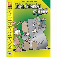Gr 4-5 Listen, Remember & Do