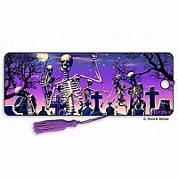 Moonlight Boogie 3D Bookmark