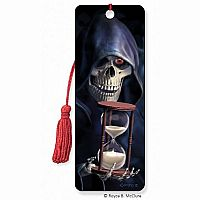 Grim Reaper 3D Bookmark