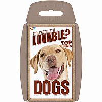 Top Trumps: Loveable Dogs