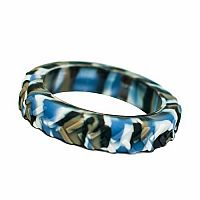 Camo Tread Chew Bangle