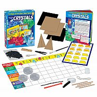 Grow Crazy Crystals Science Kit