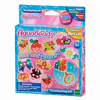 Aquabeads-Dazzling Ring Set
