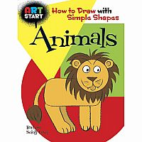ART START Animals: How to Draw Simple Shapes