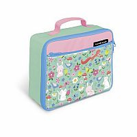 Backyard Friends Lunch Box