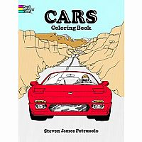 Cars Colouring Book