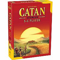 Catan Extension: 5-6 Players