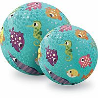 "Fish 7"" Playground Ball"