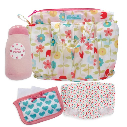 Wee Baby Stella Delightful Diaper Bag Kool & Child