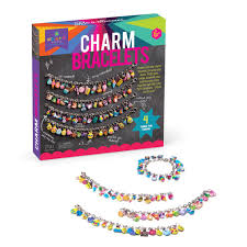Craft-tastic DIY Charm Bracelets