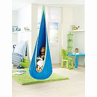 Joki Indoor Hanging Nest - Sunny (Yellow and Orange)