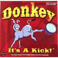 Donkey Card Game