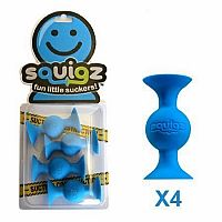 Squigz- Doodle- Add on set of 4