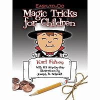 Easy-To-Do-Magic Tricks for Children
