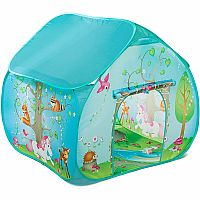 Enchanted Forest Pop-Up Play Tent