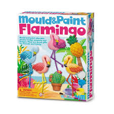 Flamingo - Mould & Paint