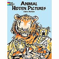 Animal Hidden Pictures