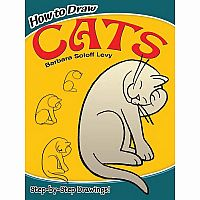 Cats - How To Draw