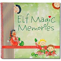 Elf Magic Memories - Keepsake Journal