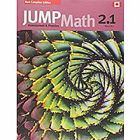 2.1 Jump Math - New Canadian Edition
