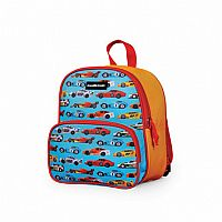 Junior Race Cars Backpack
