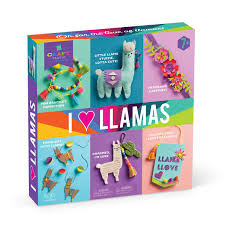 Craft-tastic I Love Llamas