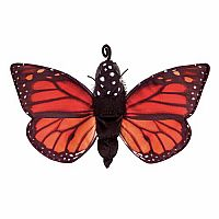 Monarch Life Cycle Hand Puppet