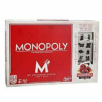 Monopoly - 80th Anniversary Edition