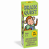 My First Brain Quest by Feder, Chris Welles
